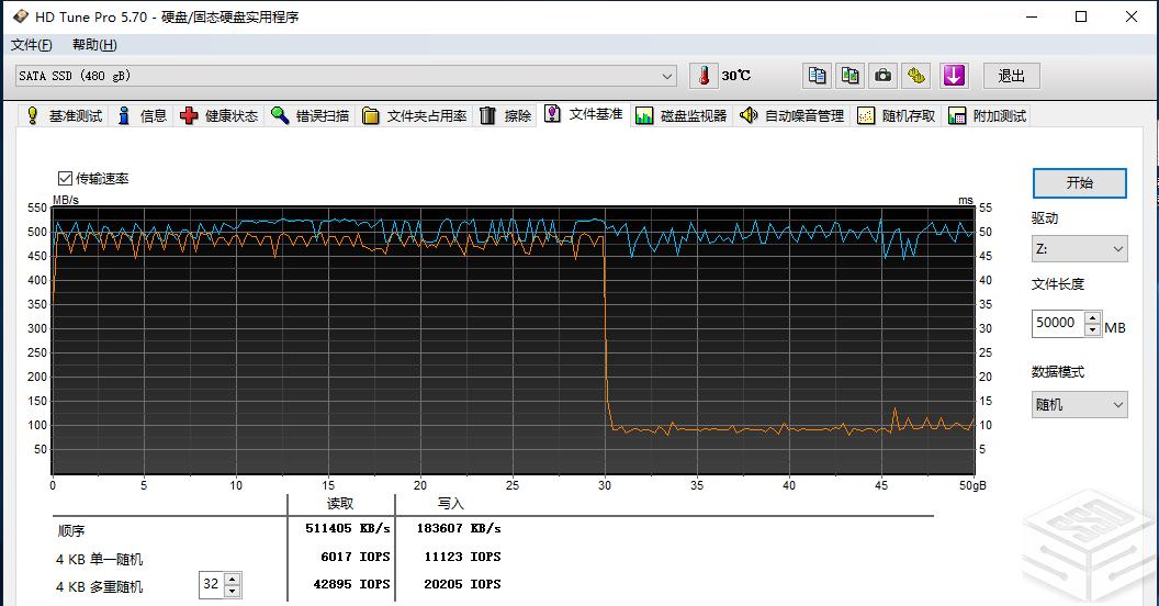 固态硬盘黑科技:主控内置32MB缓存 点序AS2258评测